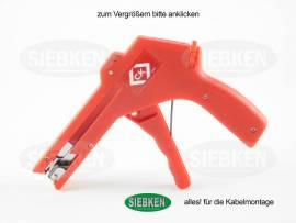 CK Kabelbinderzange - Bild vergrößern
