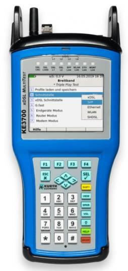KURTH KE3700 Basisgerät - Produktbild