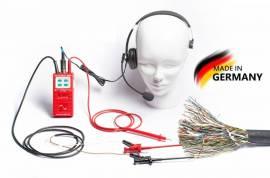 Talk & Test 3000, Kabeladerprüfgerät  - Bild vergrößern